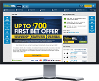 William Hill Website Preview