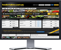 Bookmaker Website Preview