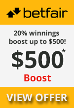 Betfair Bonus Offer