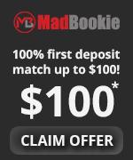 Mad Bookie Bonus