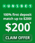 Unibet Bonus Offer