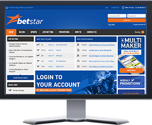 Betstar Bookmaker Screenshot