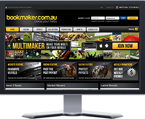 Bookmaker Screenshot