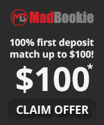 Mad Bookie Bonus