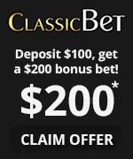 Classicbet Bonus