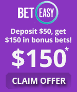 BetEasy Bonus Offer